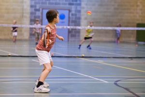 junior Tennis course at bluecoat sports