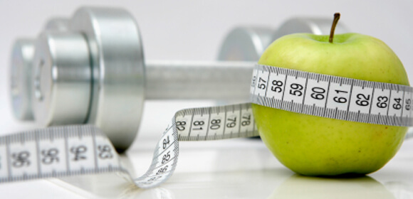 Apple and weight