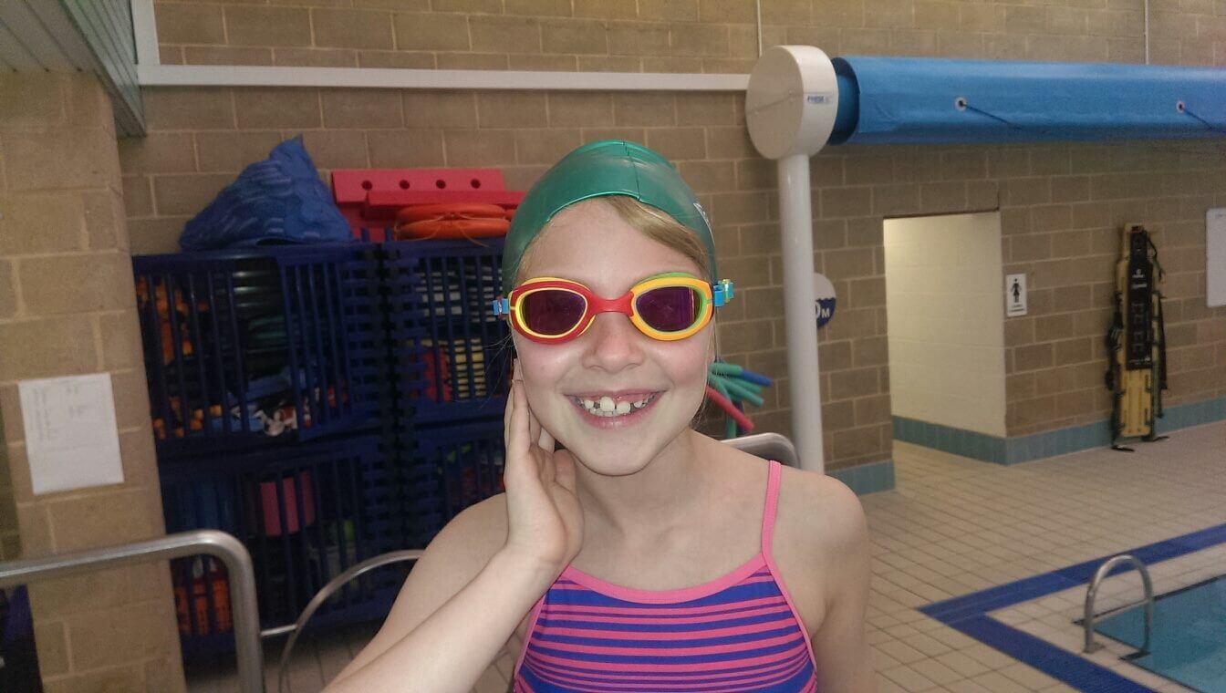 Junior Swimming at Bluecoat Sports