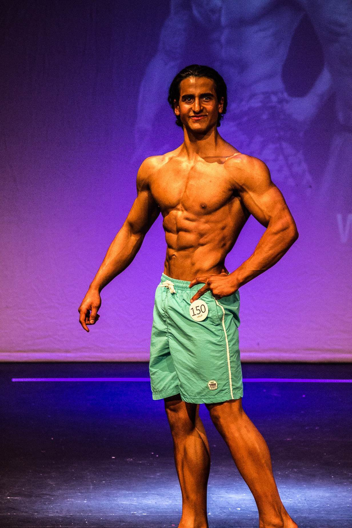 Bodybuilding training – Not for the faint hearted!