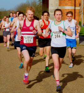 Mels Milers race