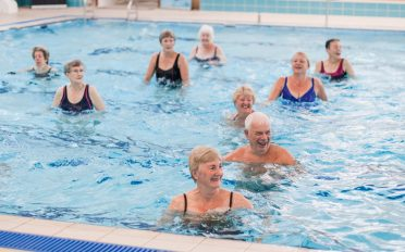 Aqua Aerobics classes in Horsham
