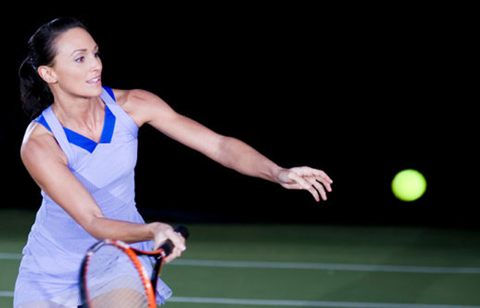 Ladies evening tennis