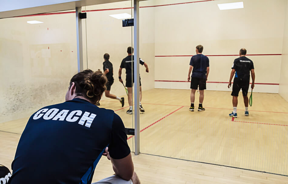 Racket Sports Squash Mornings
