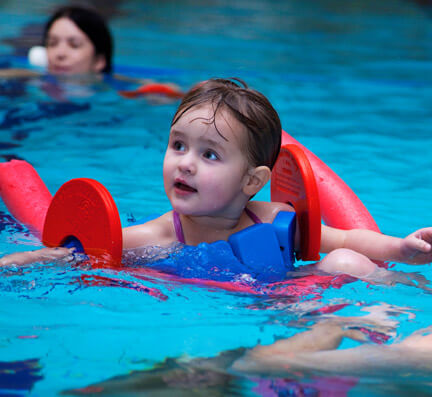 Baby Swimming Drop In Sessions at Bluecoat Sports