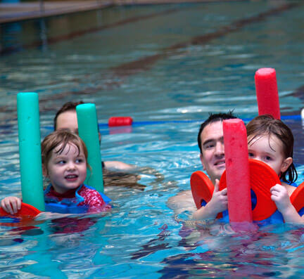 Parent and Baby Swim Drop in Sessions at Bluecoat Sports