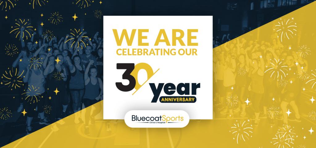 Bluecoat Sports 30th Anniversary